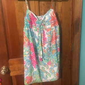 Lilly Pulitzer Dress, Size Large